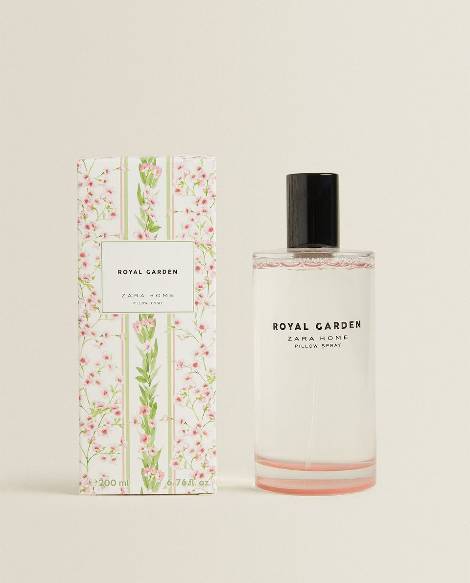 SPRAY DE ALMOHADA ROYAL GARDEN