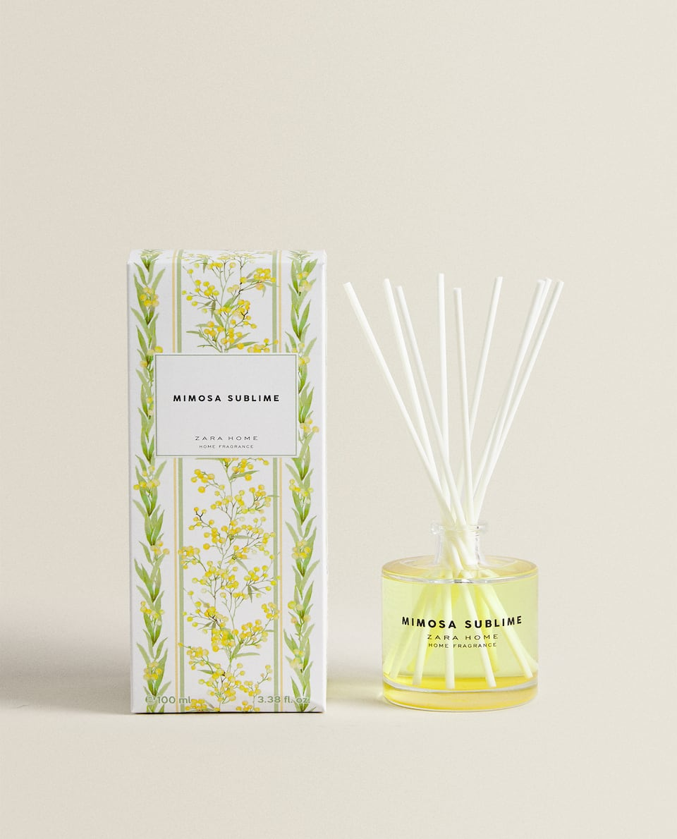 LUCHTVERFRISSER IN STICKS MIMOSA SUBLIME (100 ML)
