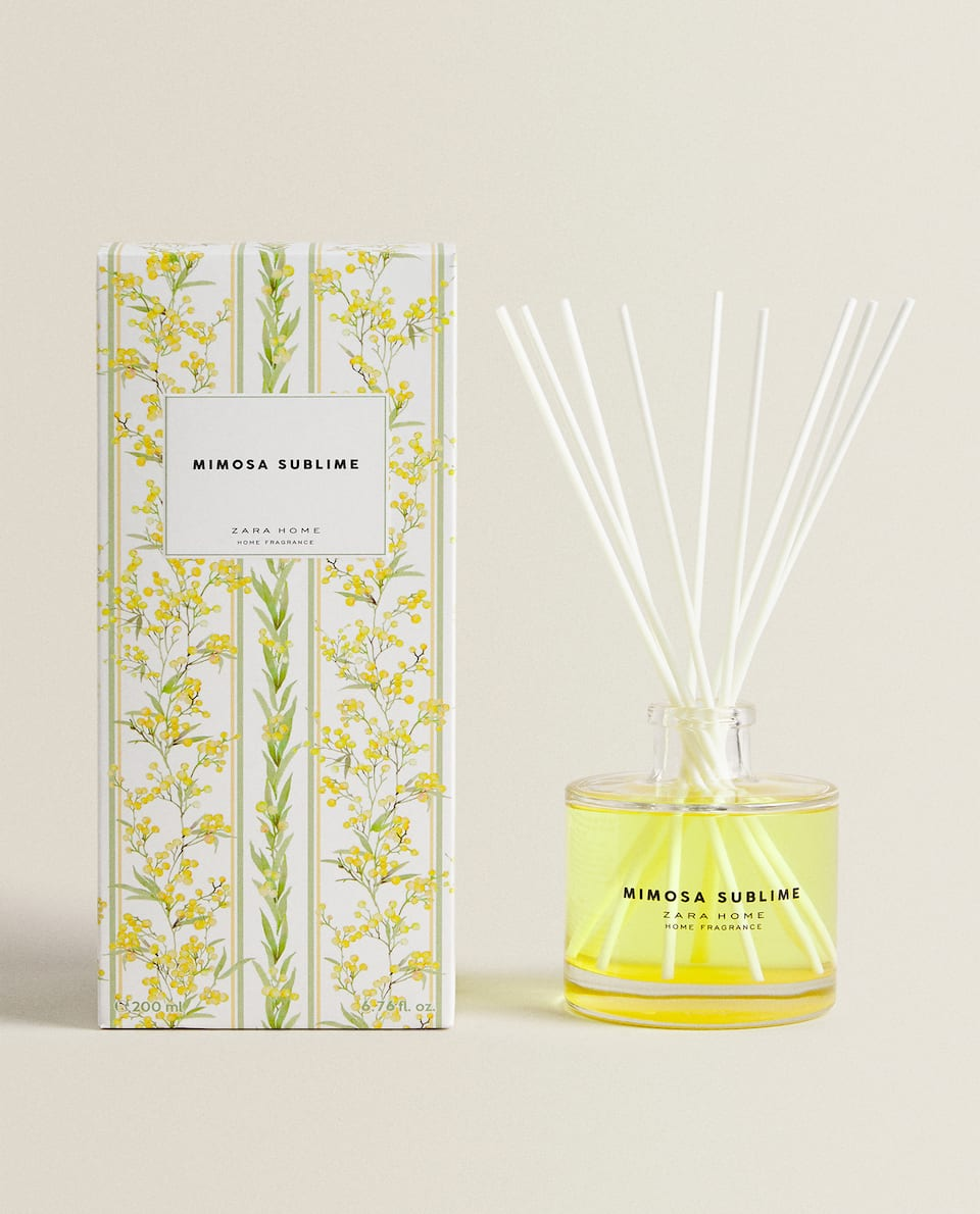 DIFFUSEUR EN STICKS MIMOSA SUBLIME (200 ML)