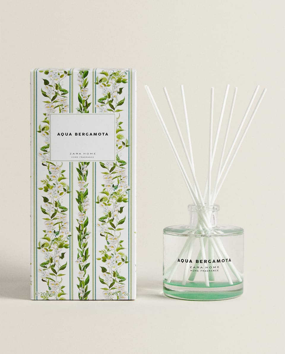 (200 ML) AMBIENTADOR EN STICKS AQUA BERGAMOTA
