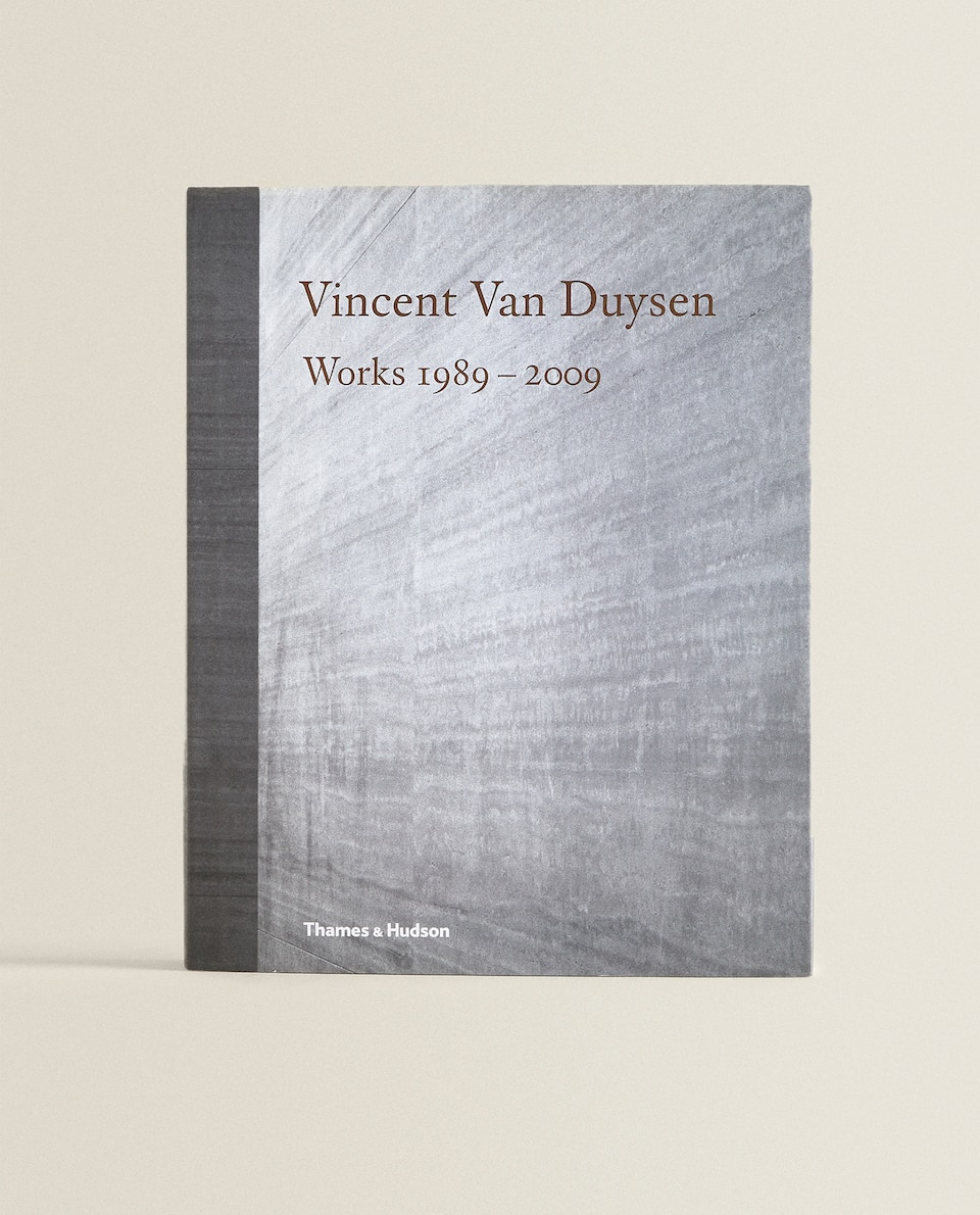 VINCENT VAN DUYSEN BOOK