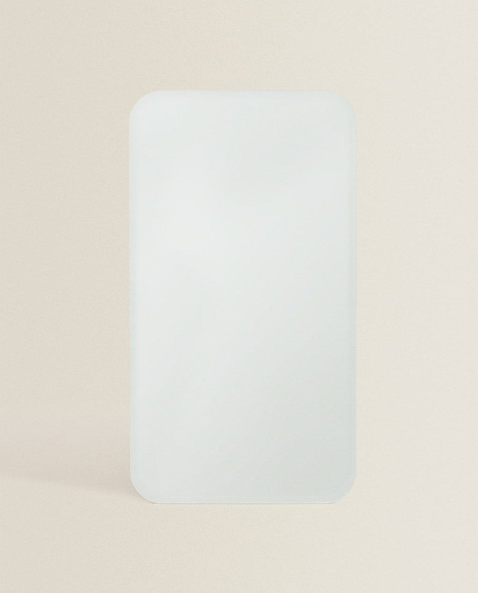 MIRROR WITH BEVELLED FRAME