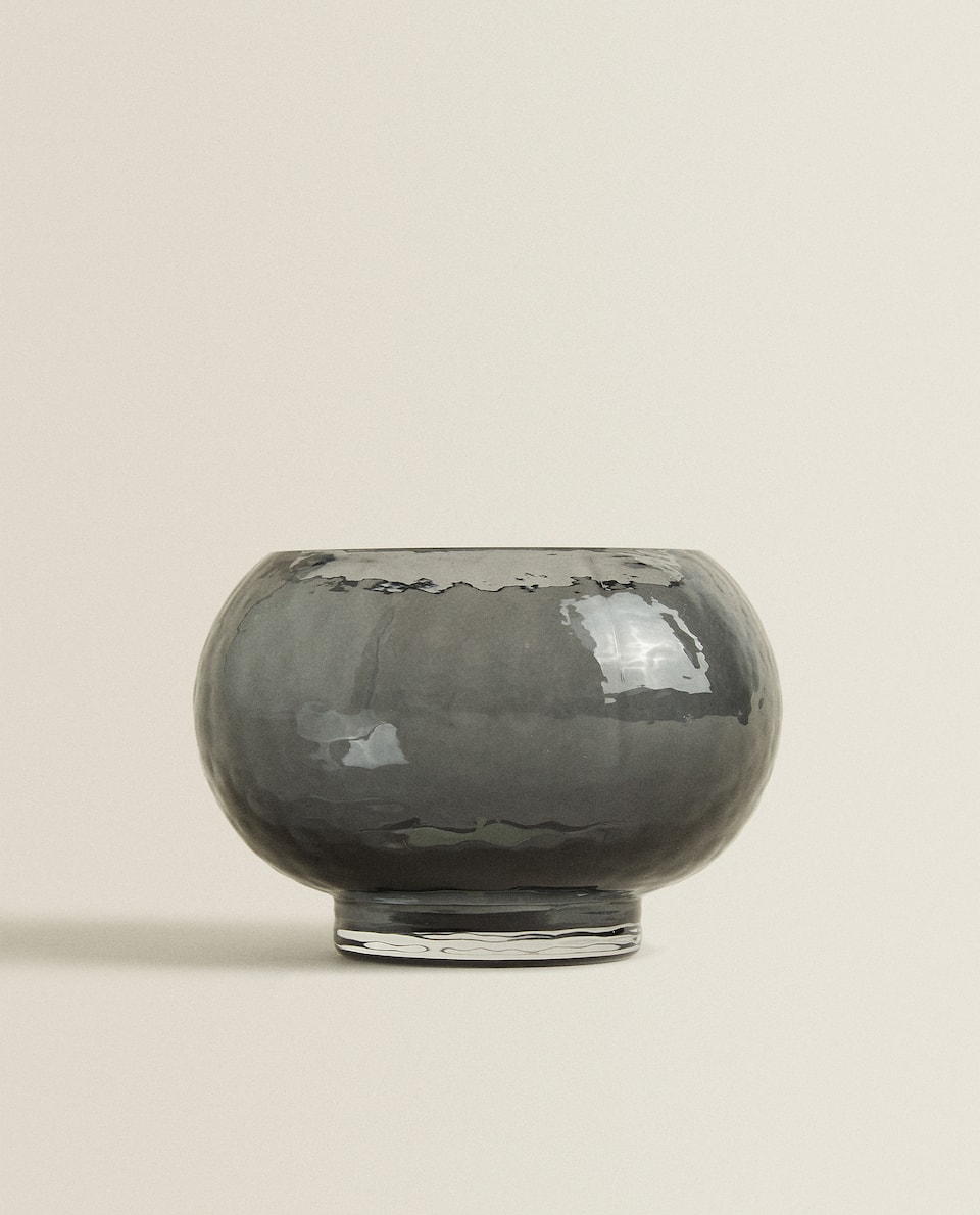 SPHERICAL TEALIGHT HOLDER