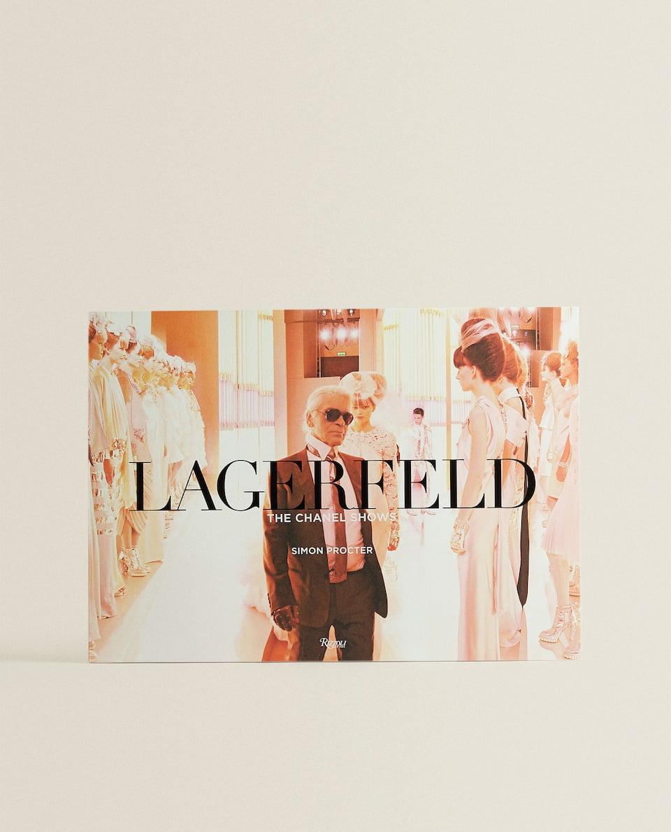 KARL LAGERFELD BOOK