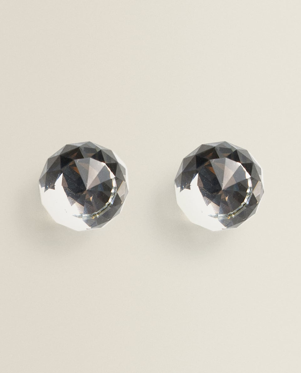 GLASS DOOR KNOB (PACK OF 2)