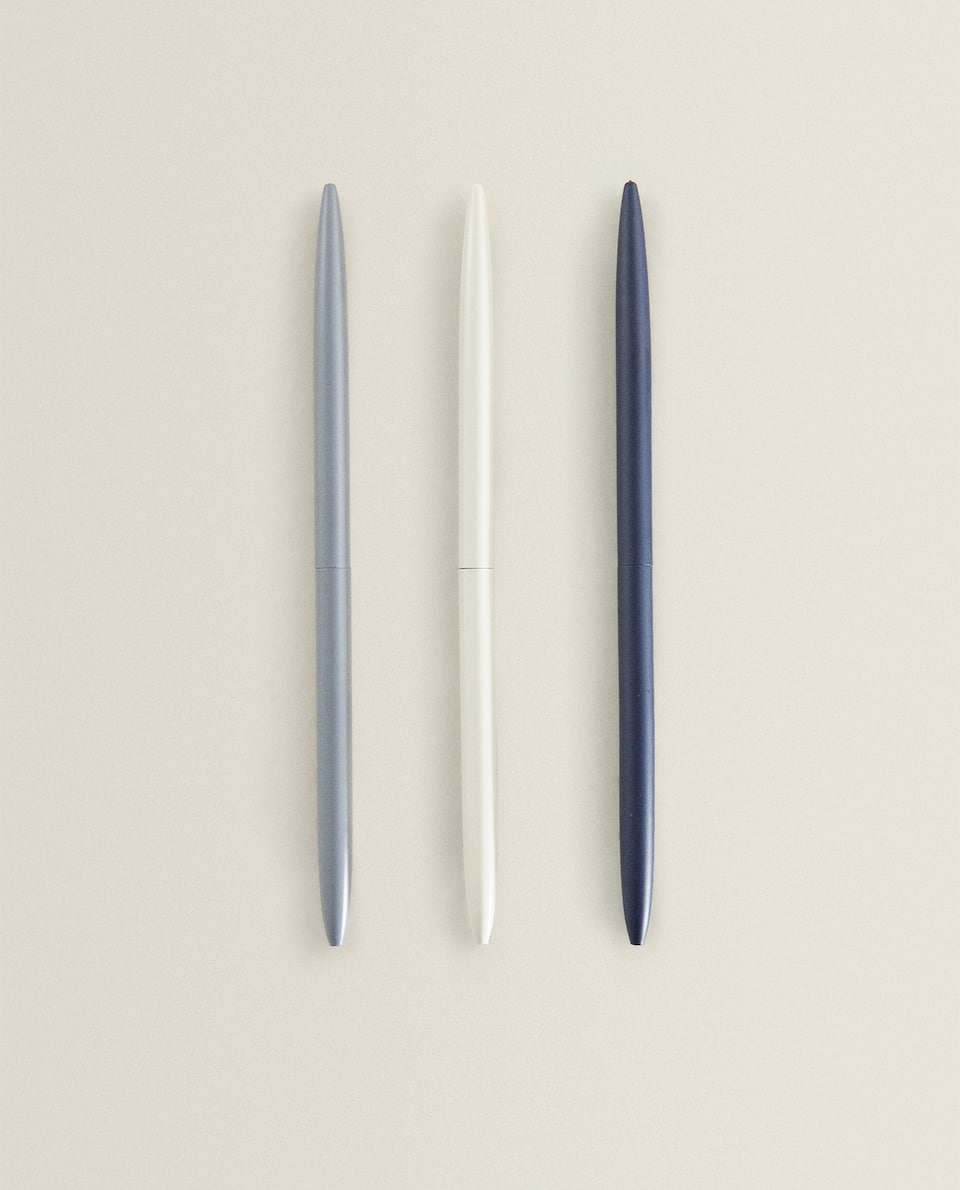 MATTE FINISH PEN (PACK OF 3)