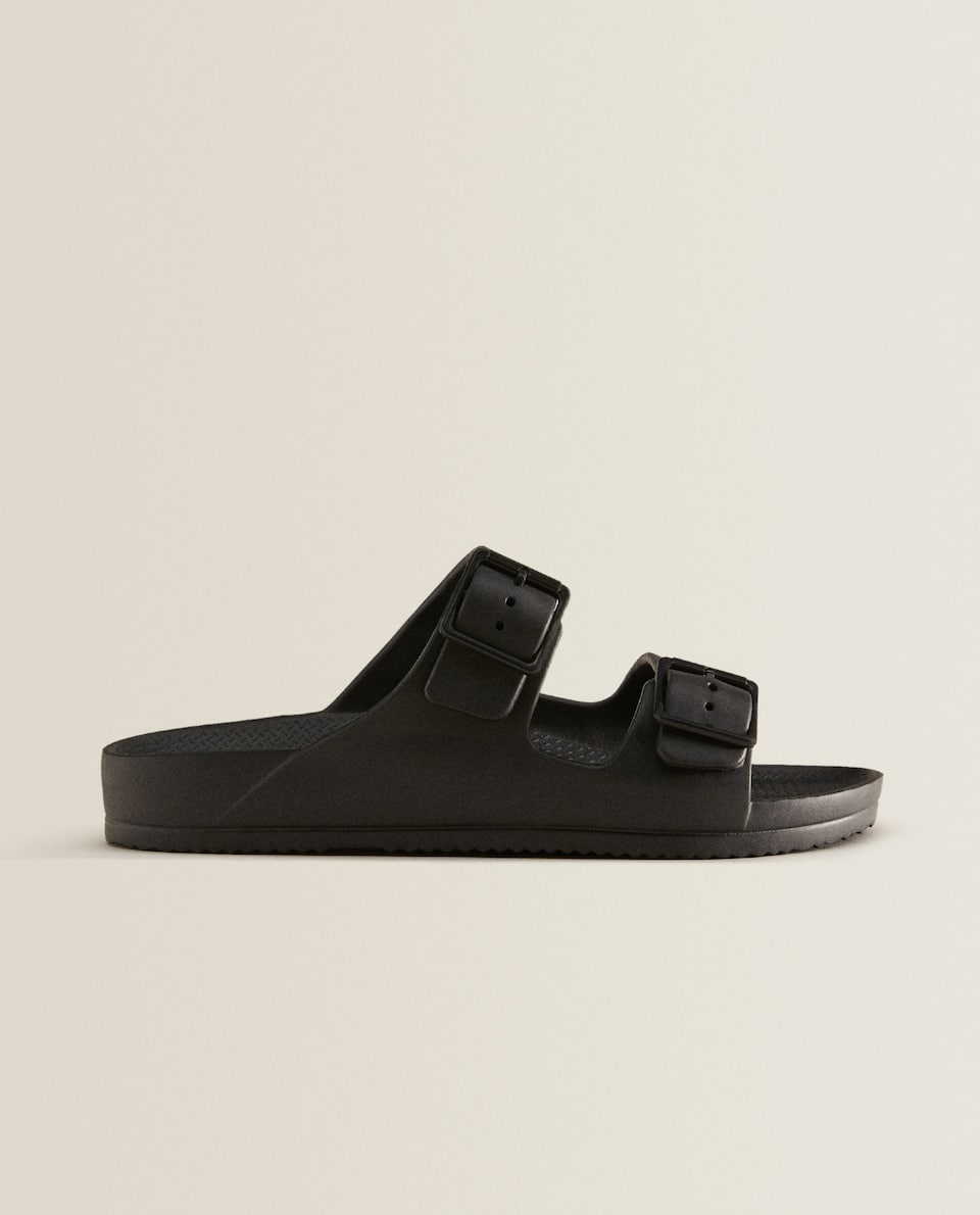 Two-strap sandals