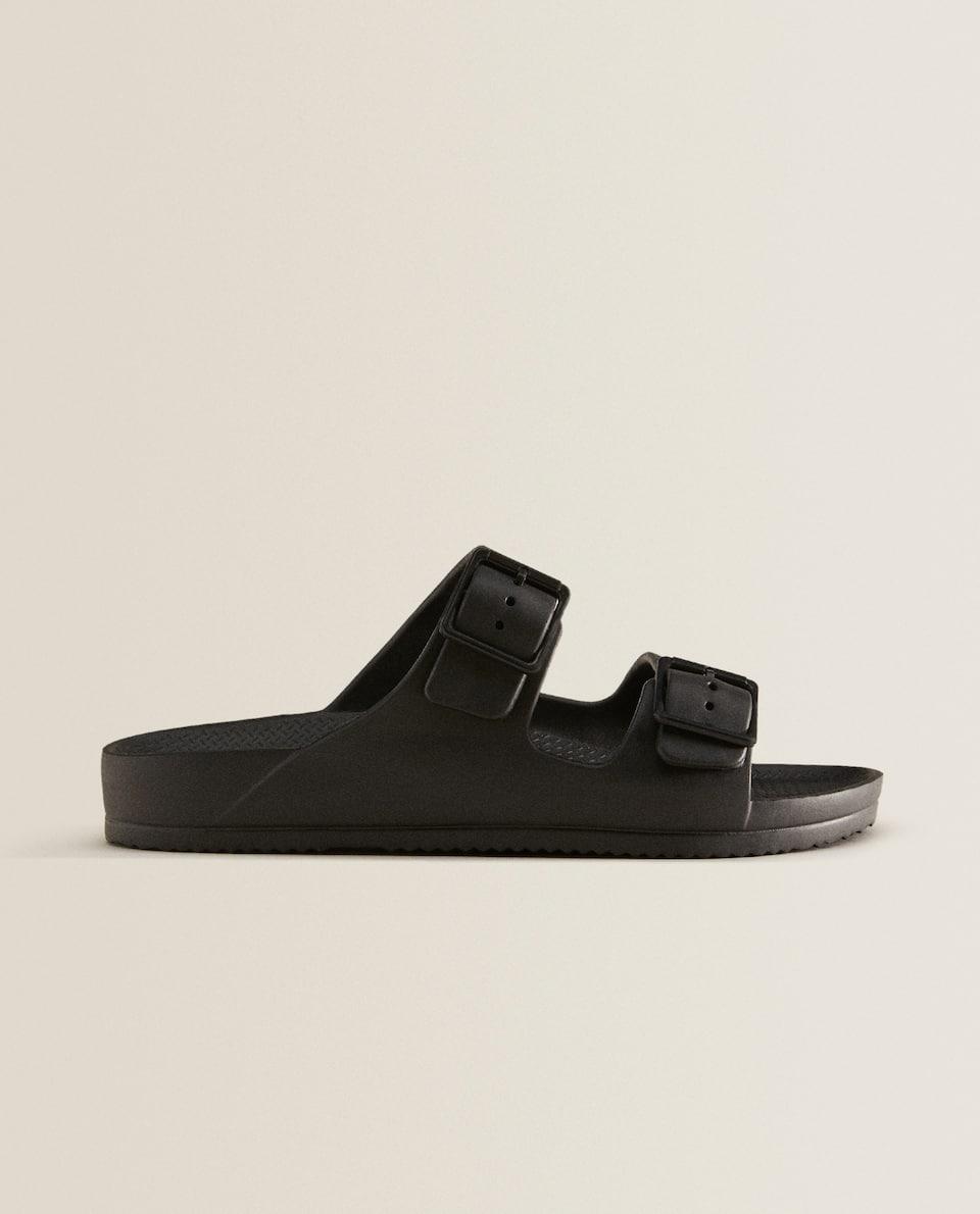 Sandali doppia fascia