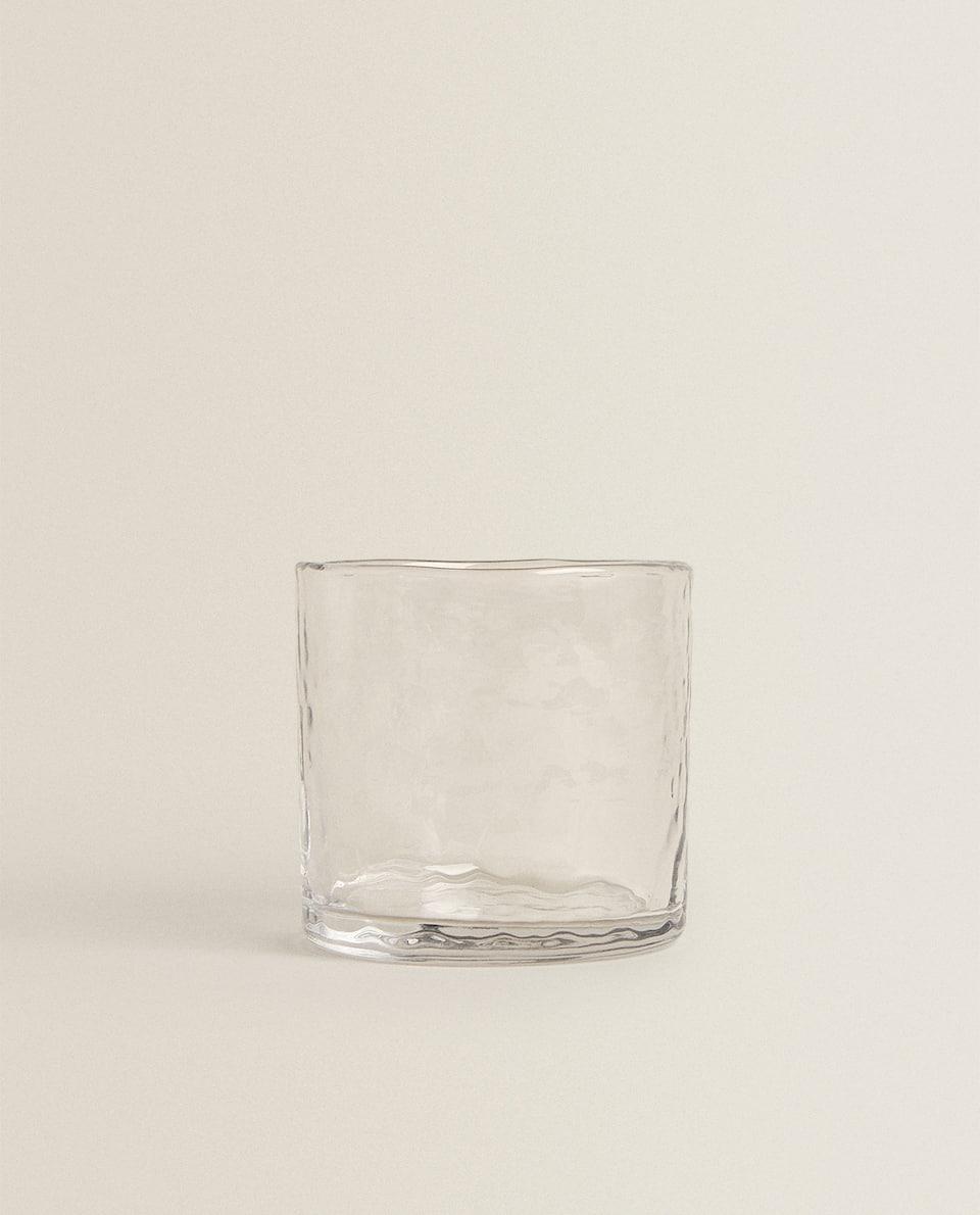 GLAS I ORGANISK FORM
