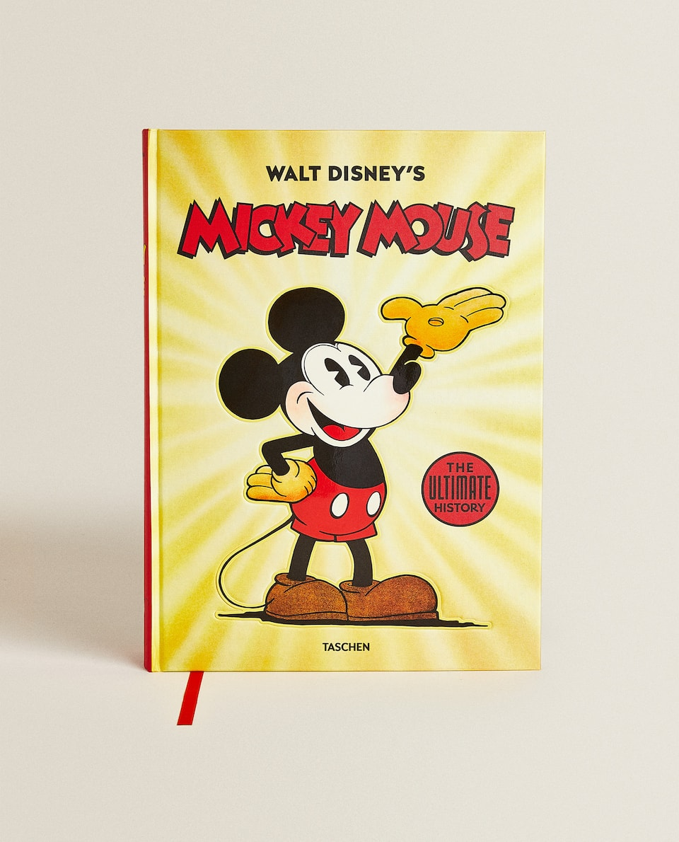 BUCH WALT DISNEY'S MICKEY MOUSE. THE ULTIMATE HISTORY
