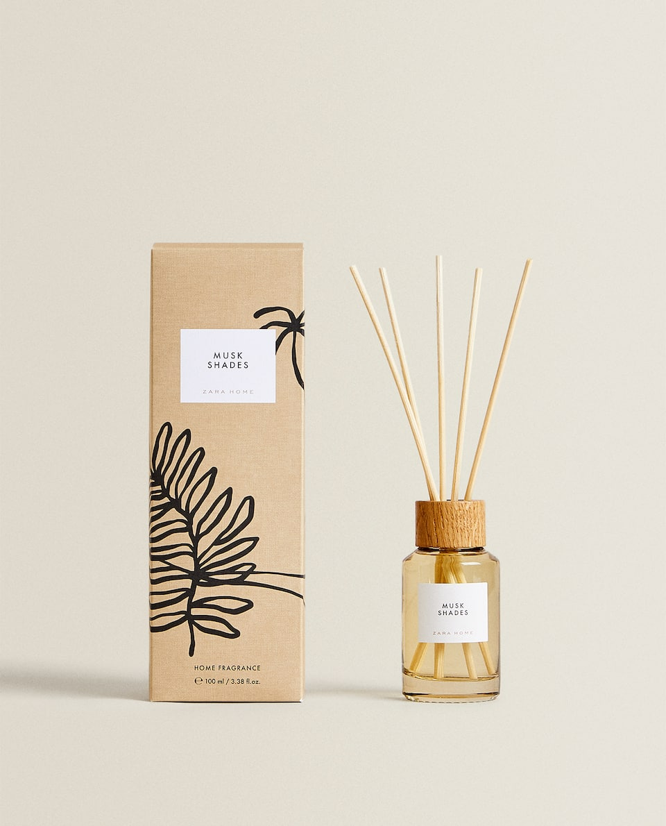 (100 ML) MUSK SHADES REED DIFFUSER