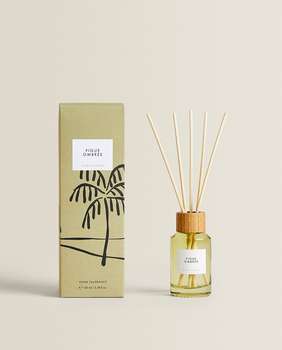 (100 ML) FIGUE OMBRÉE REED DIFFUSER