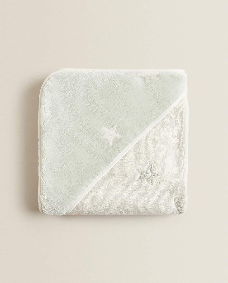 STAR BABY TOWEL