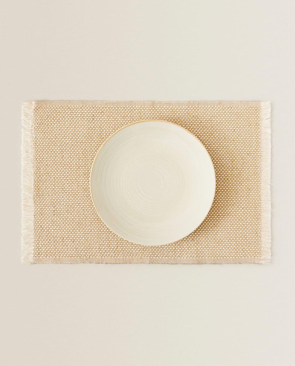 SET DE TABLE JUTE (LOT DE 2)