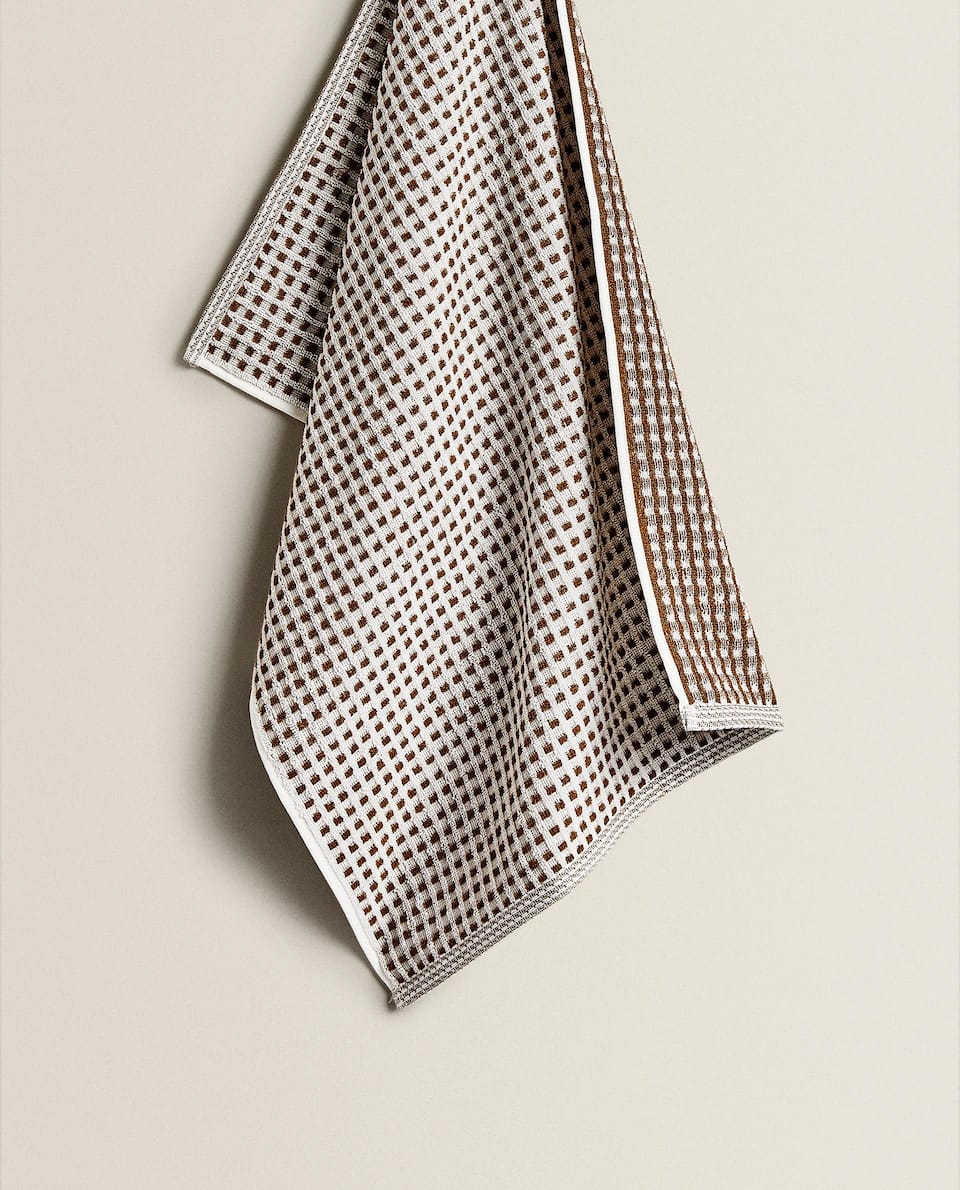 COTTON TERRY TEA TOWEL