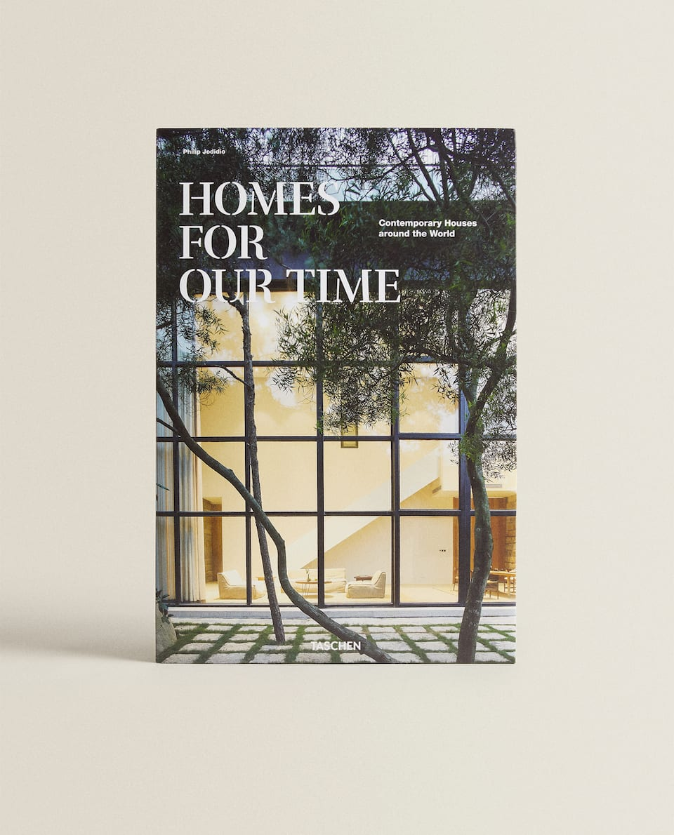 HOMES FOR OUR TIME. CONTEMPORARY HOUSES AROUND THE WORLD BOK