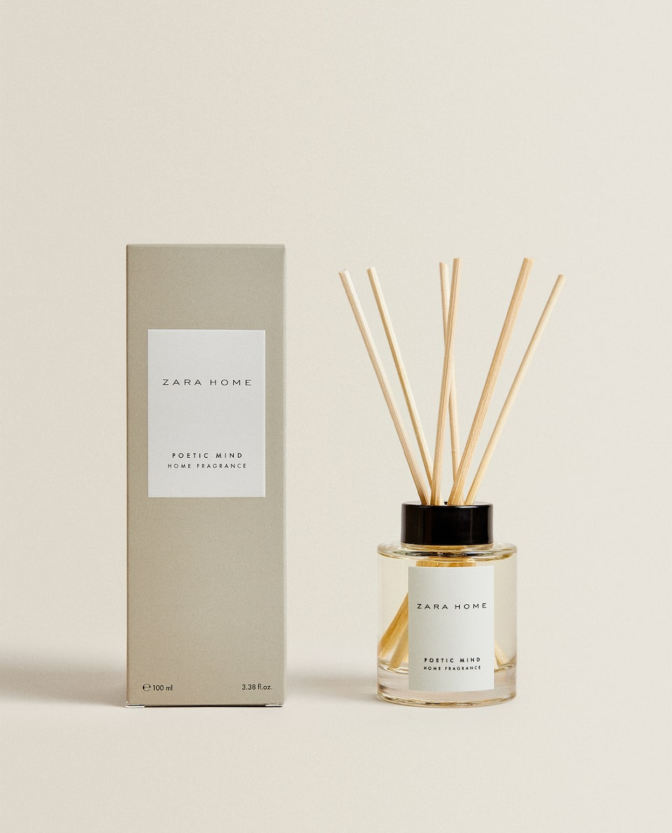 (100 ML) POETIC MIND REED DIFFUSER