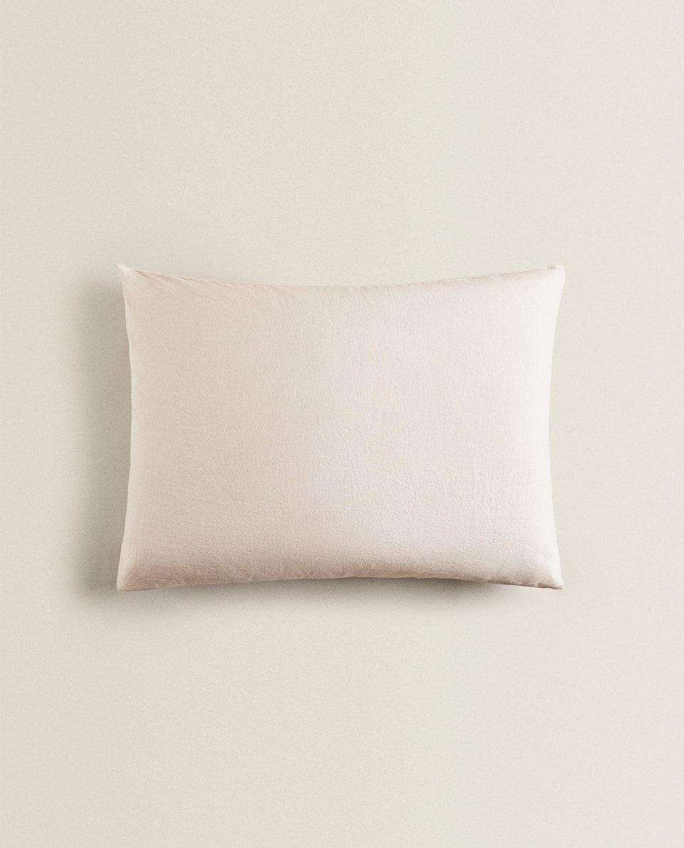 XXL WASHED LINEN CUSHION COVER