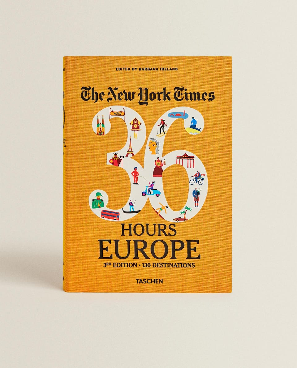 BOK THE NEW YORK TIMES 36 HOURS EUROPE