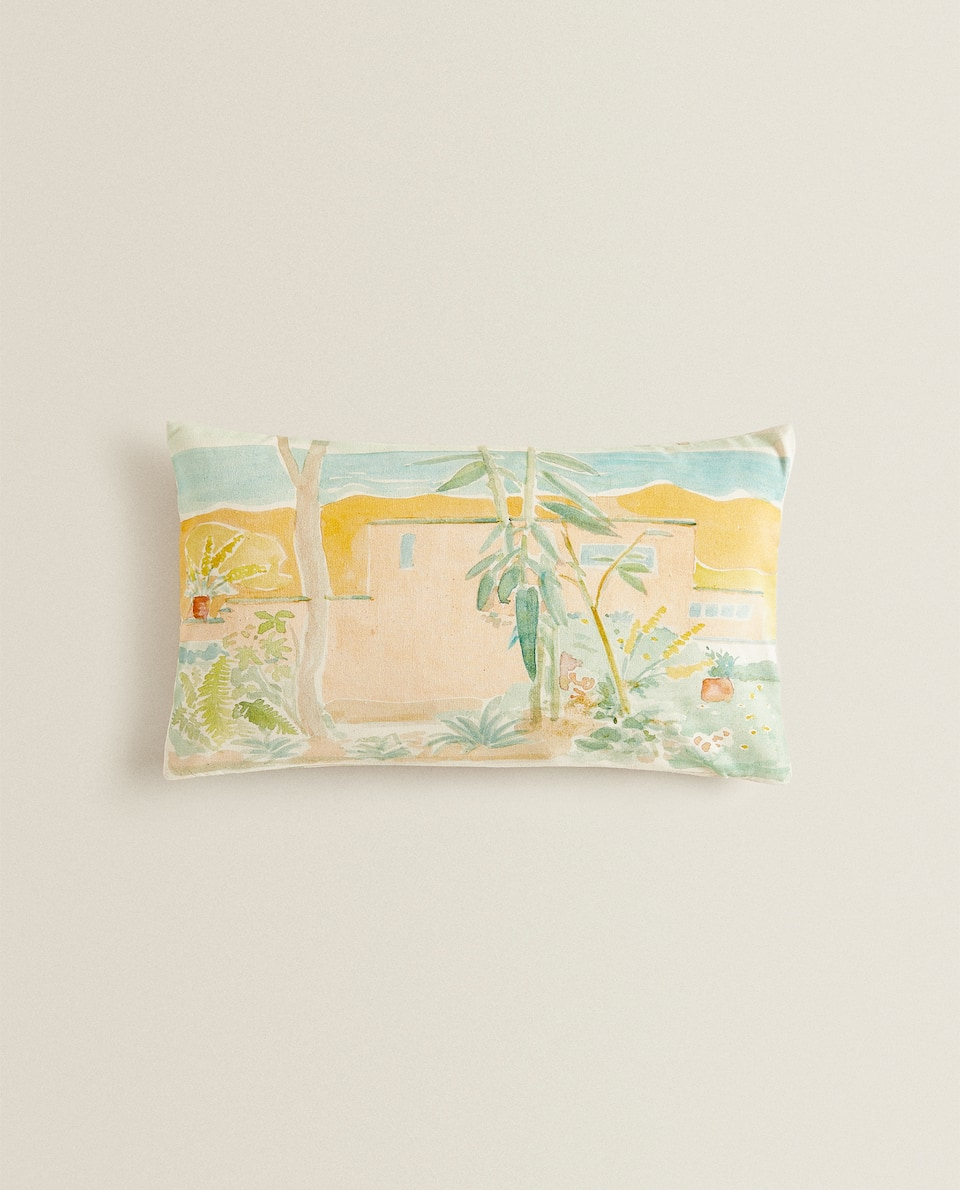 COTTAGE CUSHION COVER
