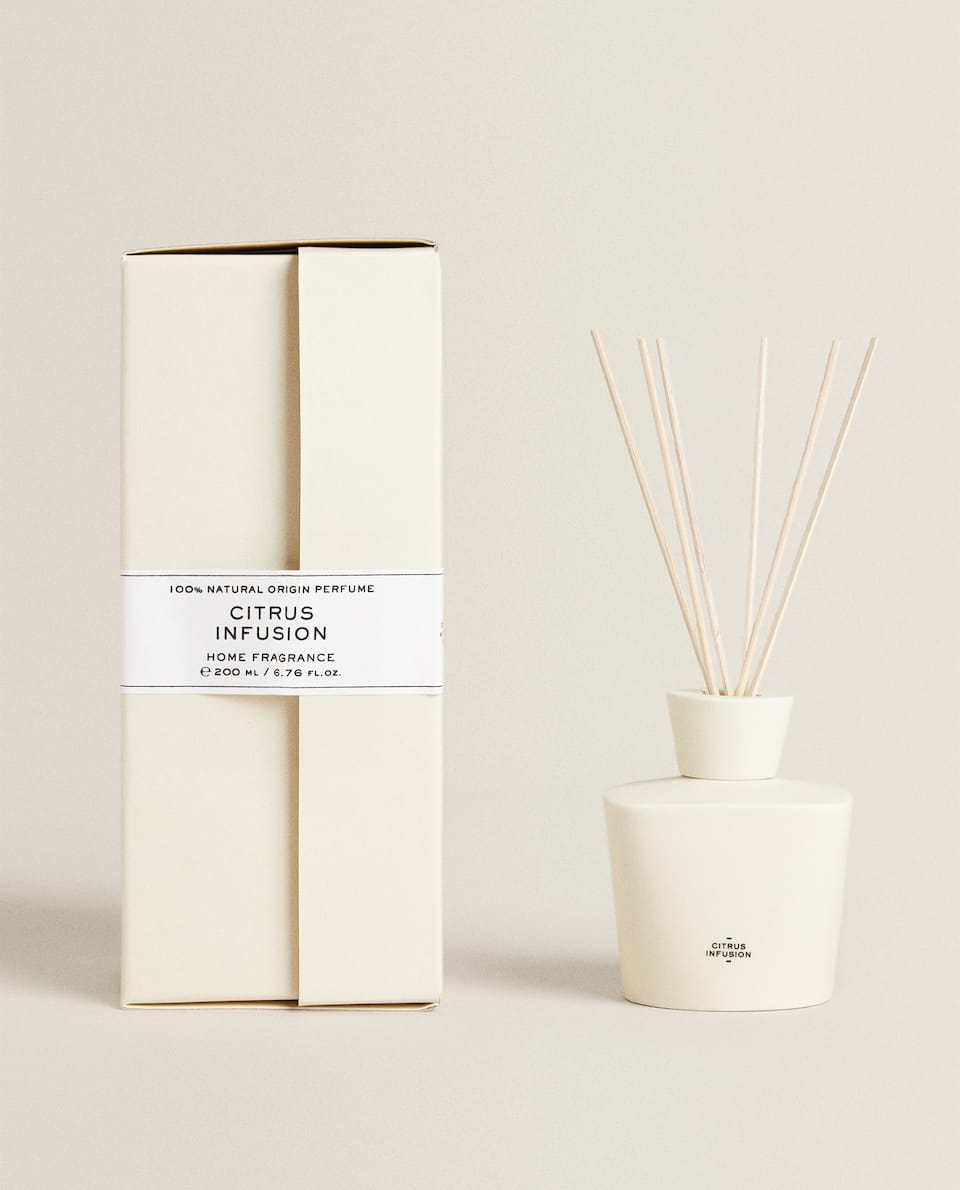 (200 ML) CITRUS INFUSION REED DIFFUSER