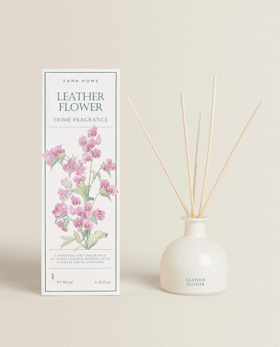 (200 ML) DOFTPINNAR LEATHER FLOWER