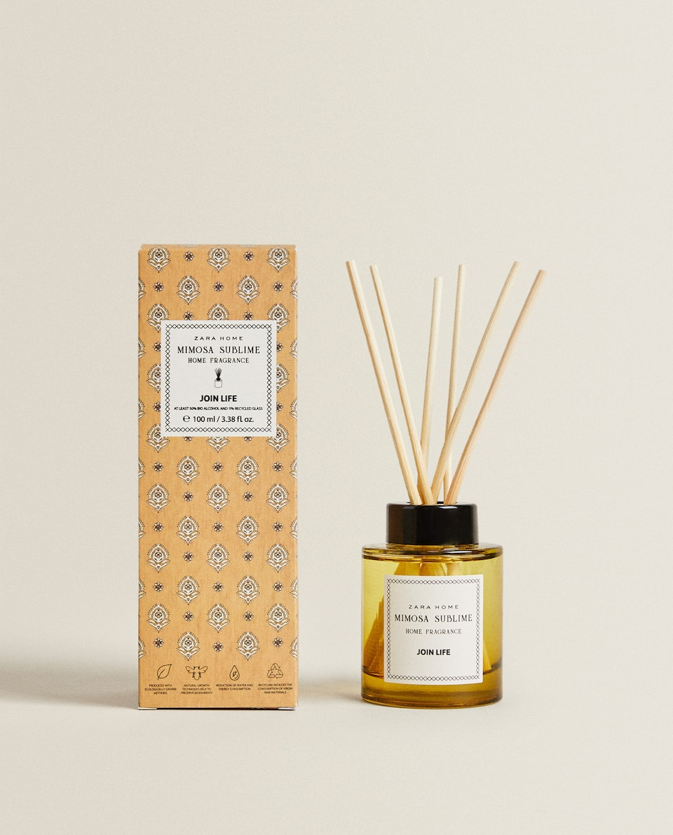 (100 ML) MIMOSA SUBLIME REED DIFFUSER