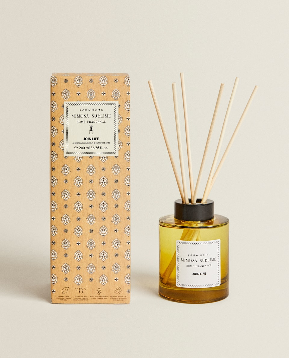 (200 ML) MIMOSA SUBLIME REED DIFFUSER