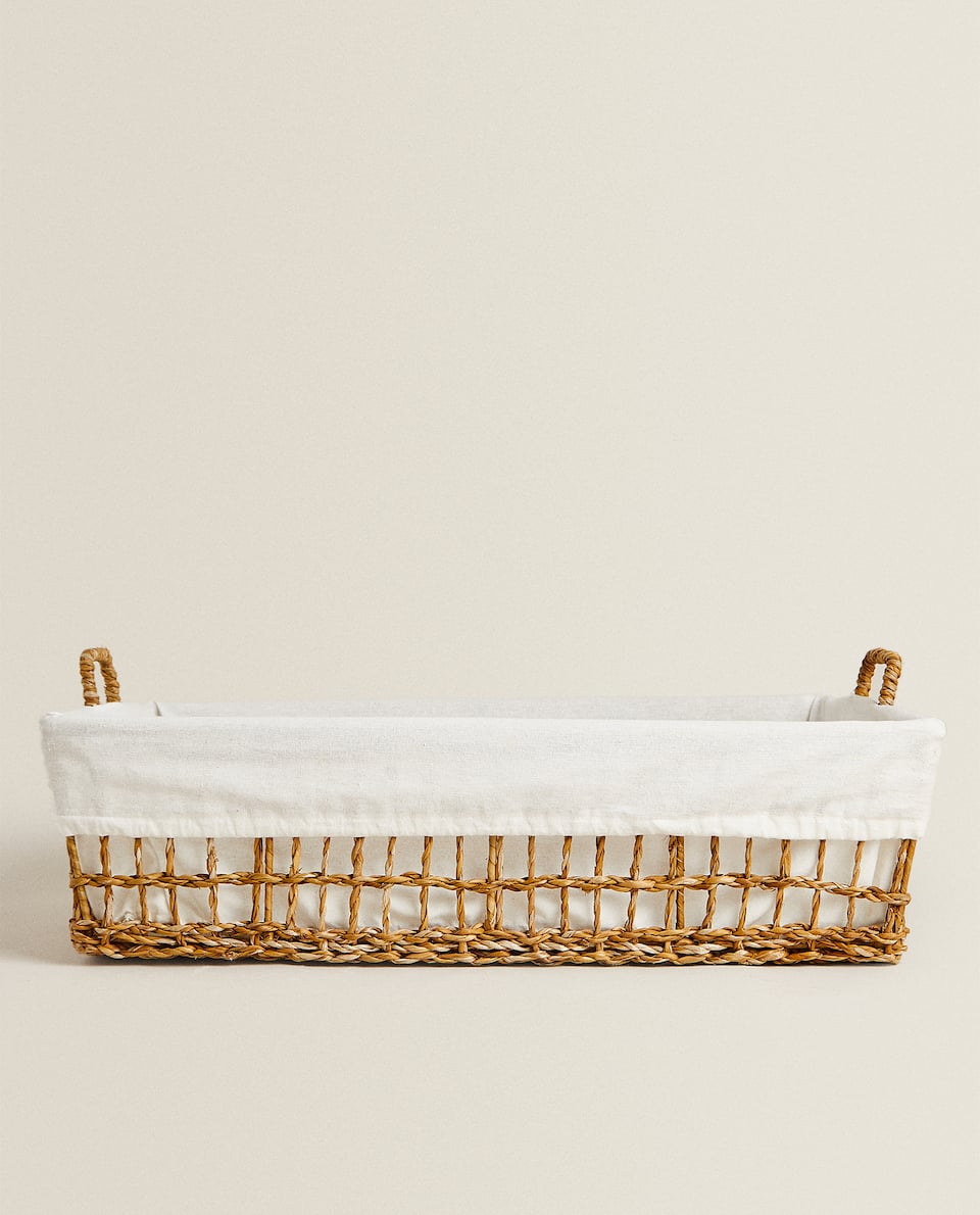 SEAGRASS IRONING BASKET
