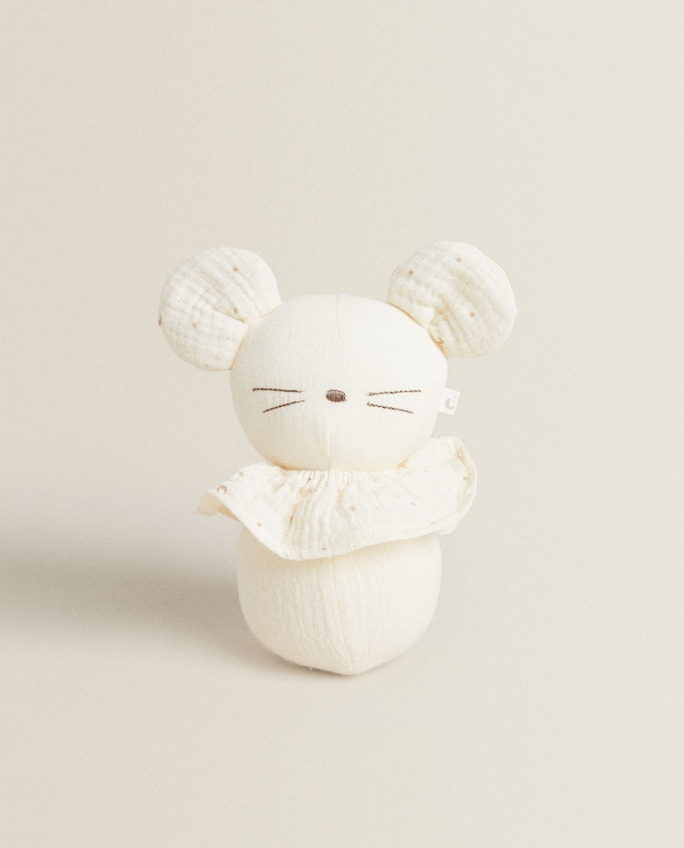 ROCKING SOFT TOY MOUSE