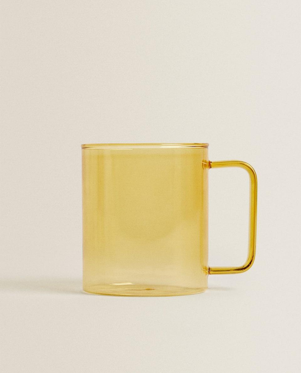 ボロシリケイトガラス製 マグカップ