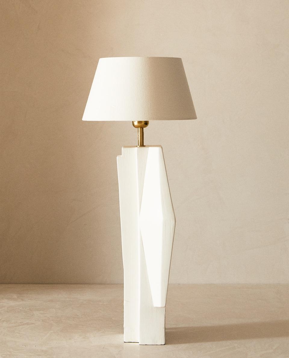 CERAMIC LAMP KASSL EDITIONS ZARA HOME