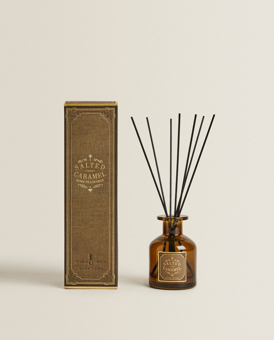 (120 ML) SALTED CARAMEL REED DIFFUSERS
