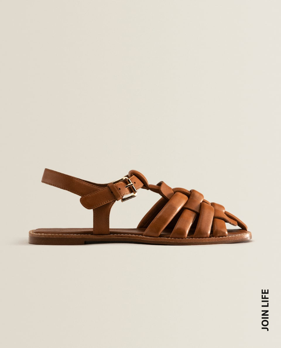 Cage Sandals