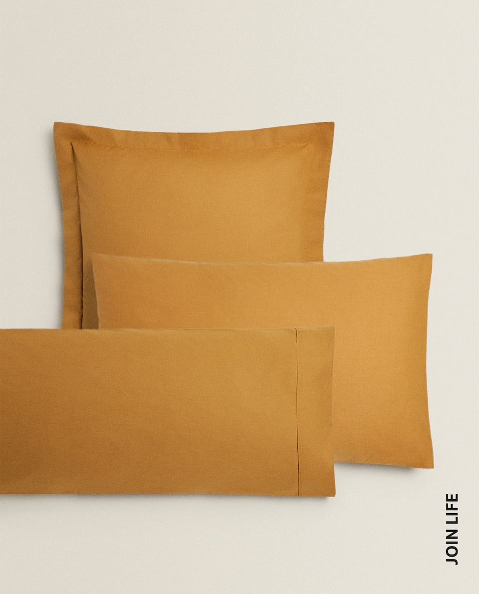 (180 THREAD COUNT) COTTON PERCALE PILLOWCASE
