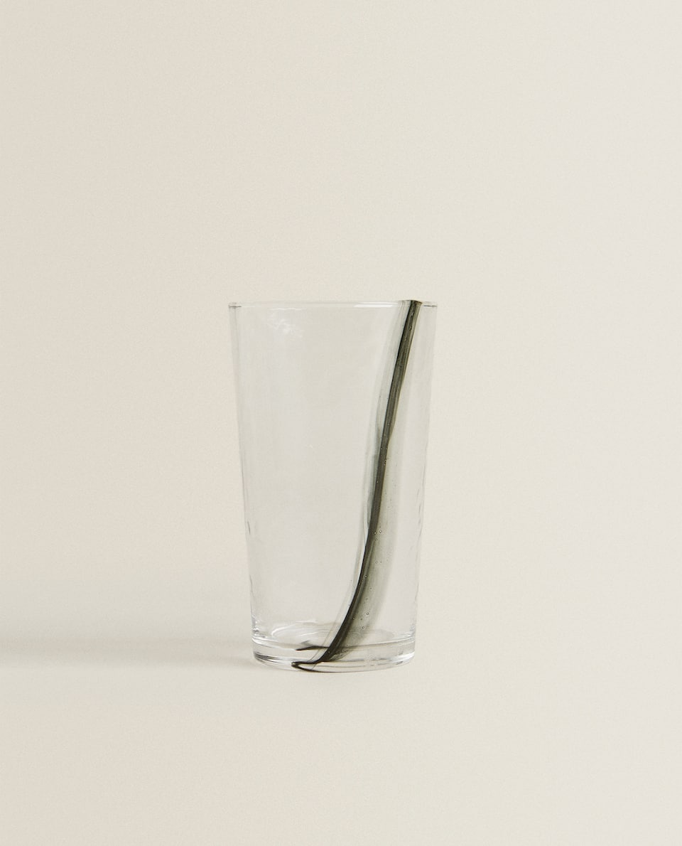HAMMERED SOFT DRINK TUMBLER
