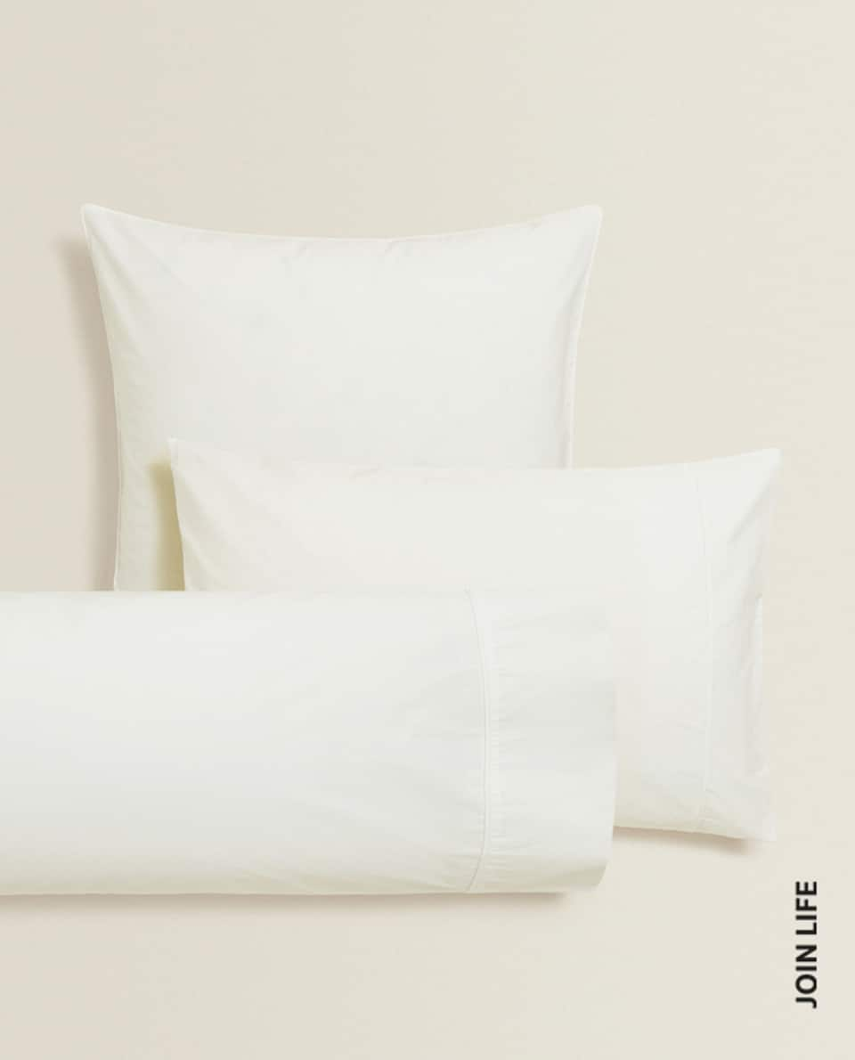 (300 THREAD COUNT) COTTON PERCALE PILLOWCASE