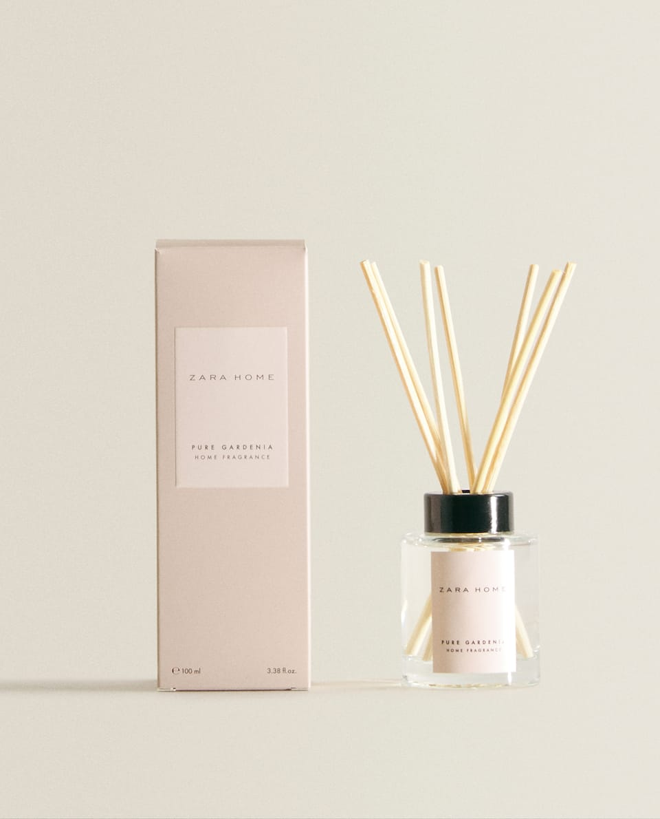 (100 ML) PURE GARDENIA REED DIFFUSER