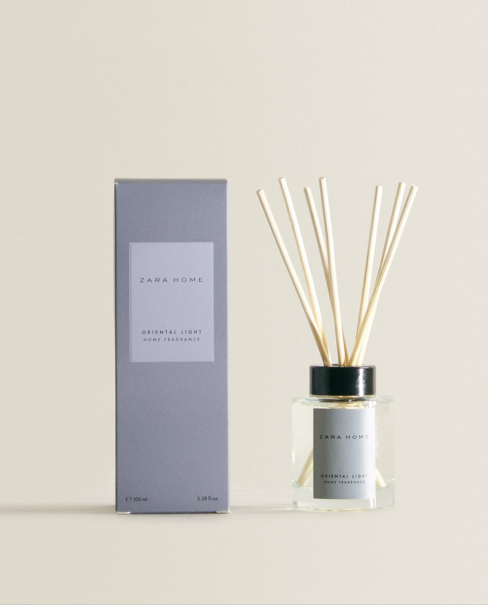 (100 ML) ORIENTAL LIGHT REED DIFFUSER