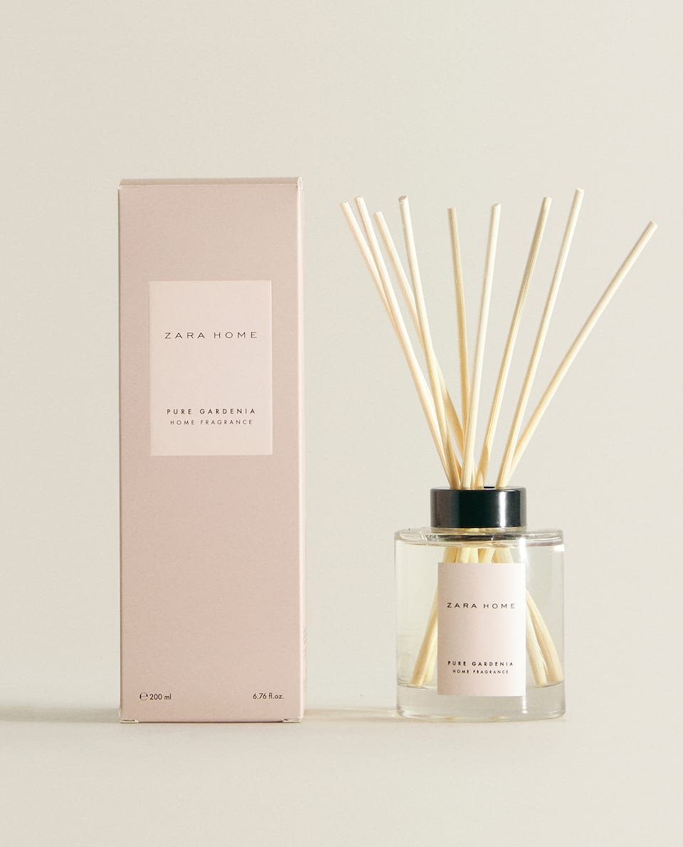 (200 ML) PURE GARDENIA REED DIFFUSER