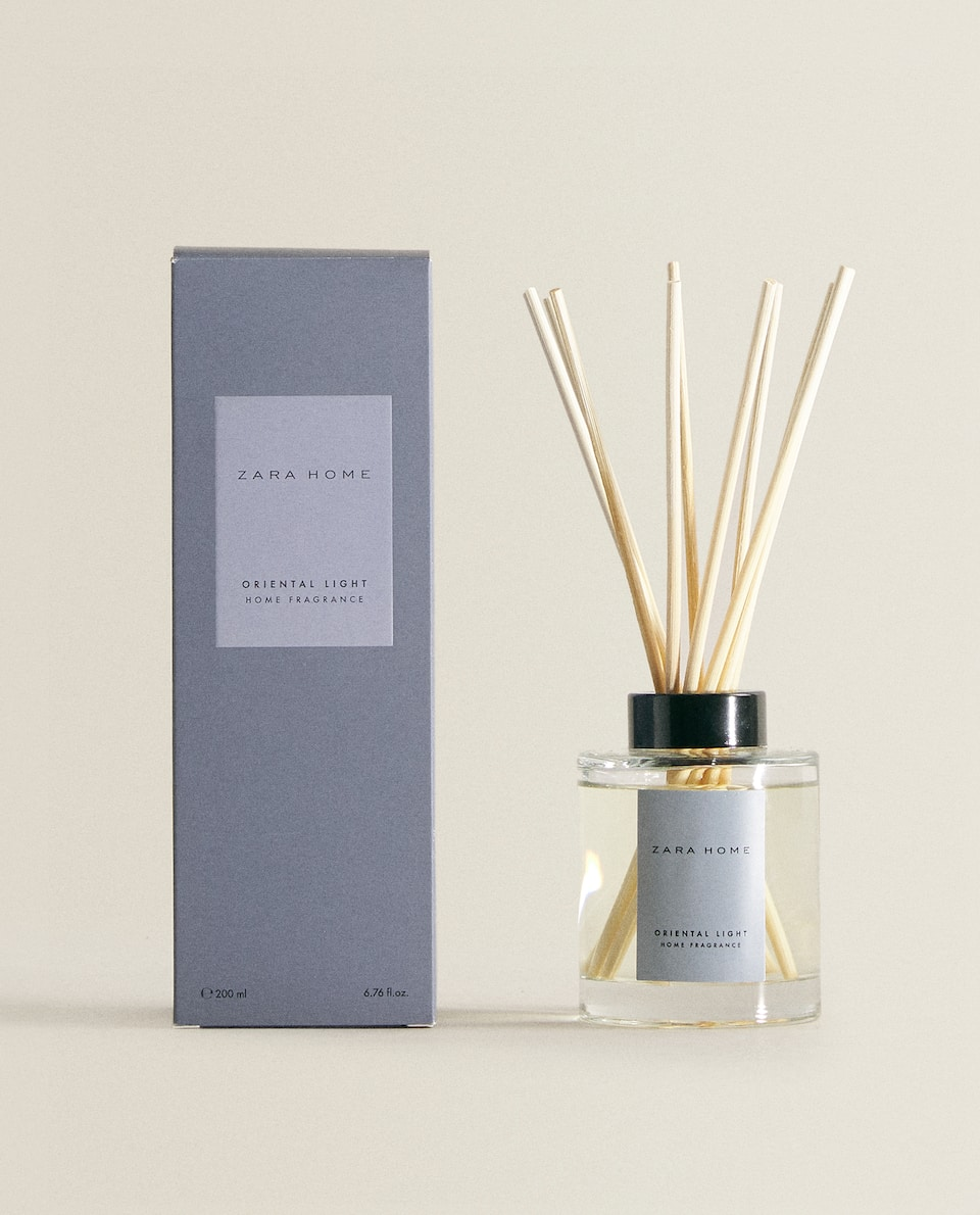 (200 ML) ORIENTAL LIGHT REED DIFFUSER