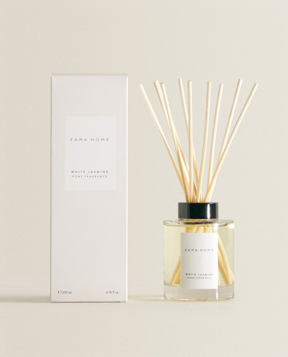 (200 ML) WHITE JASMINE REED DIFFUSER