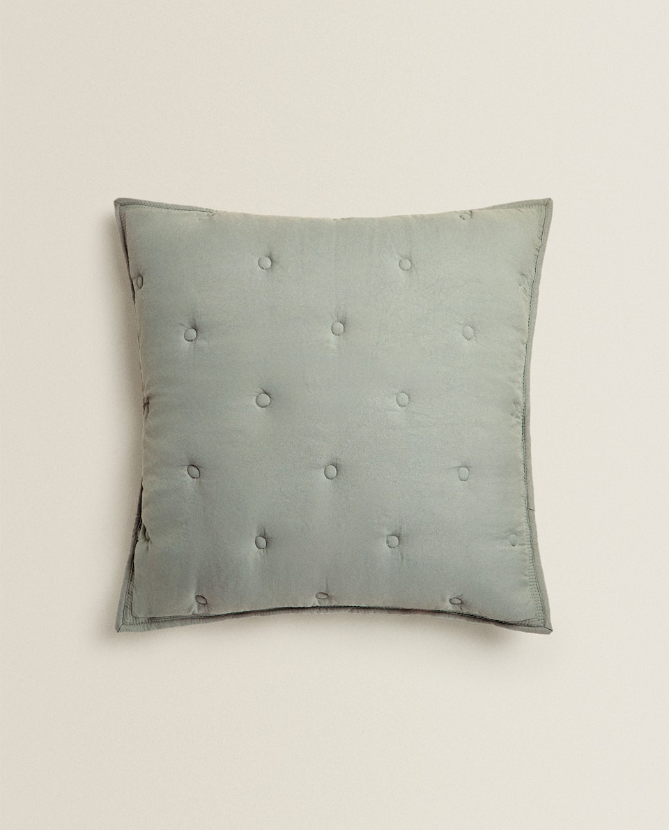 SOFT-TOUCH CUSHION COVER