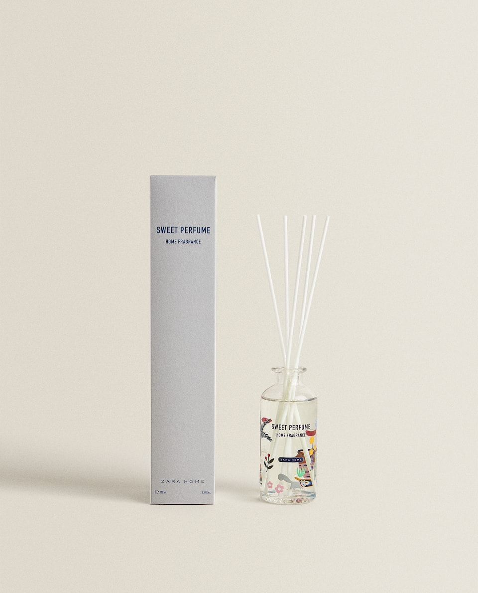 (100 ML) SWEET PERFUME REED DIFFUSER