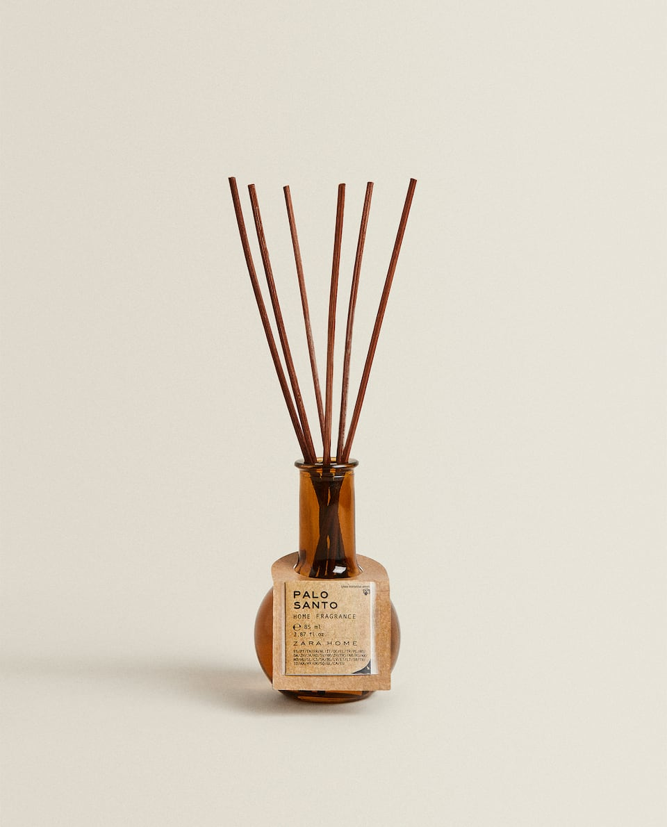 (85 ML) DIFUSOR EN STICKS PALO SANTO