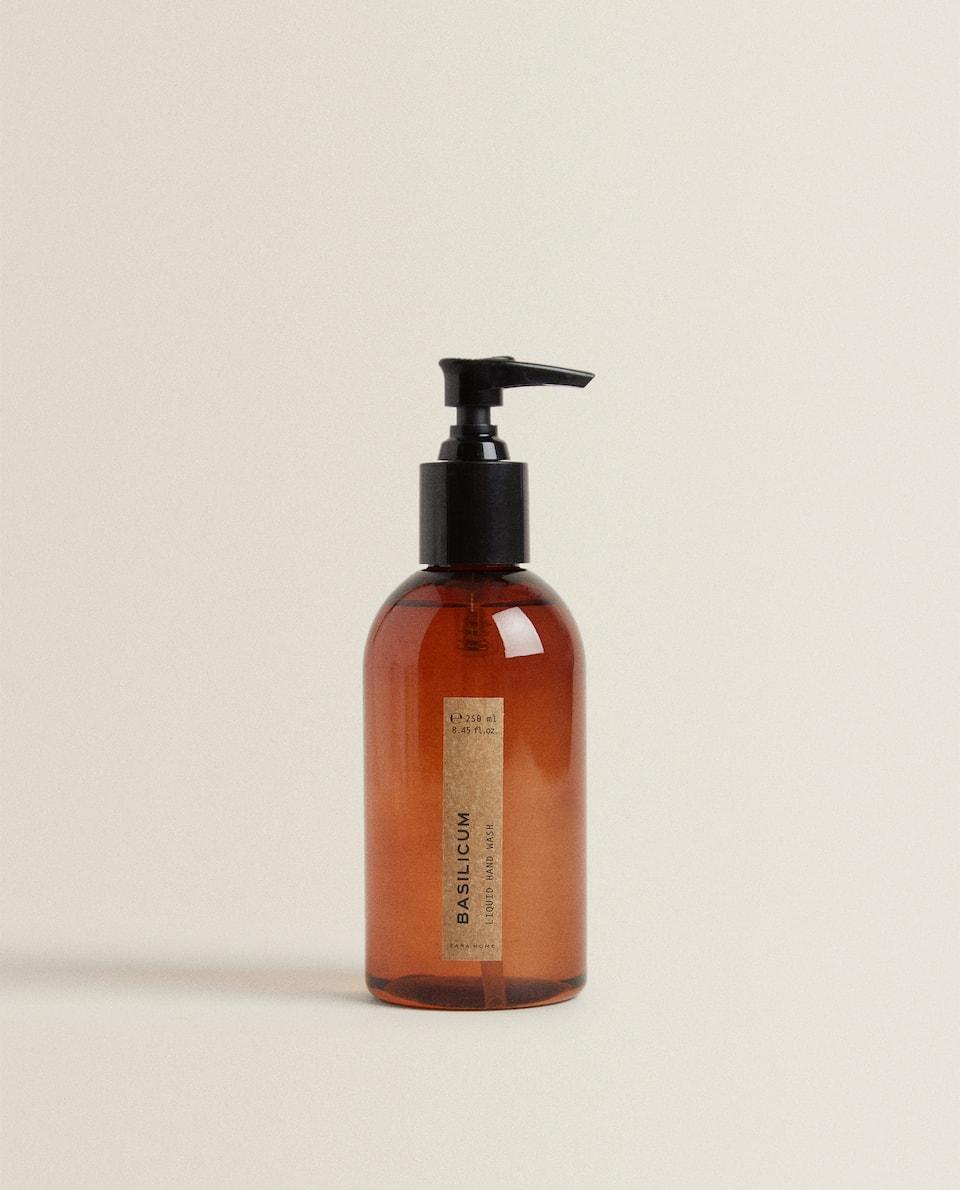 (250 ML) BASILICUM LIQUID HAND SOAP