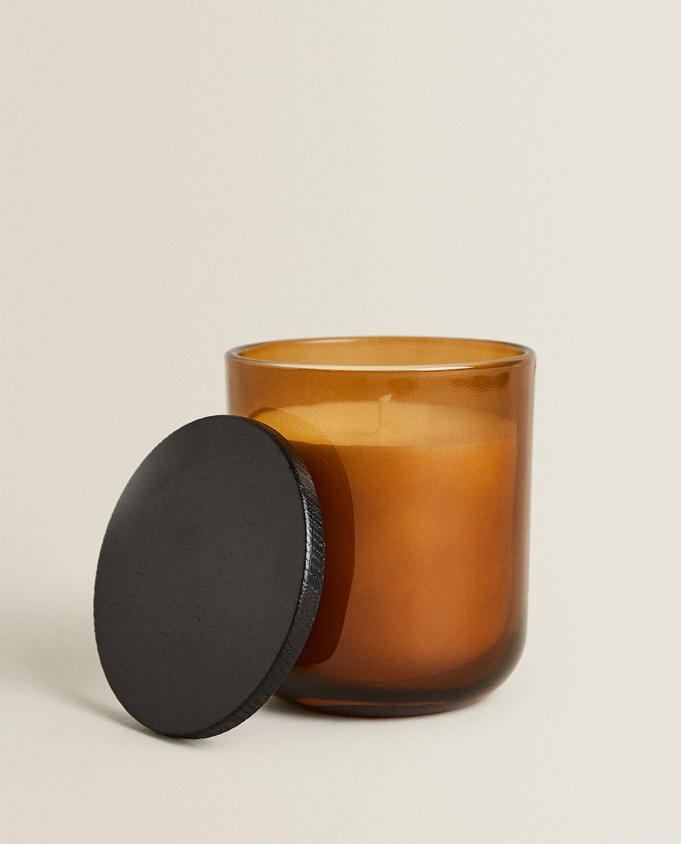 (200 G) ETERNAL MUSK SCENTED CANDLE