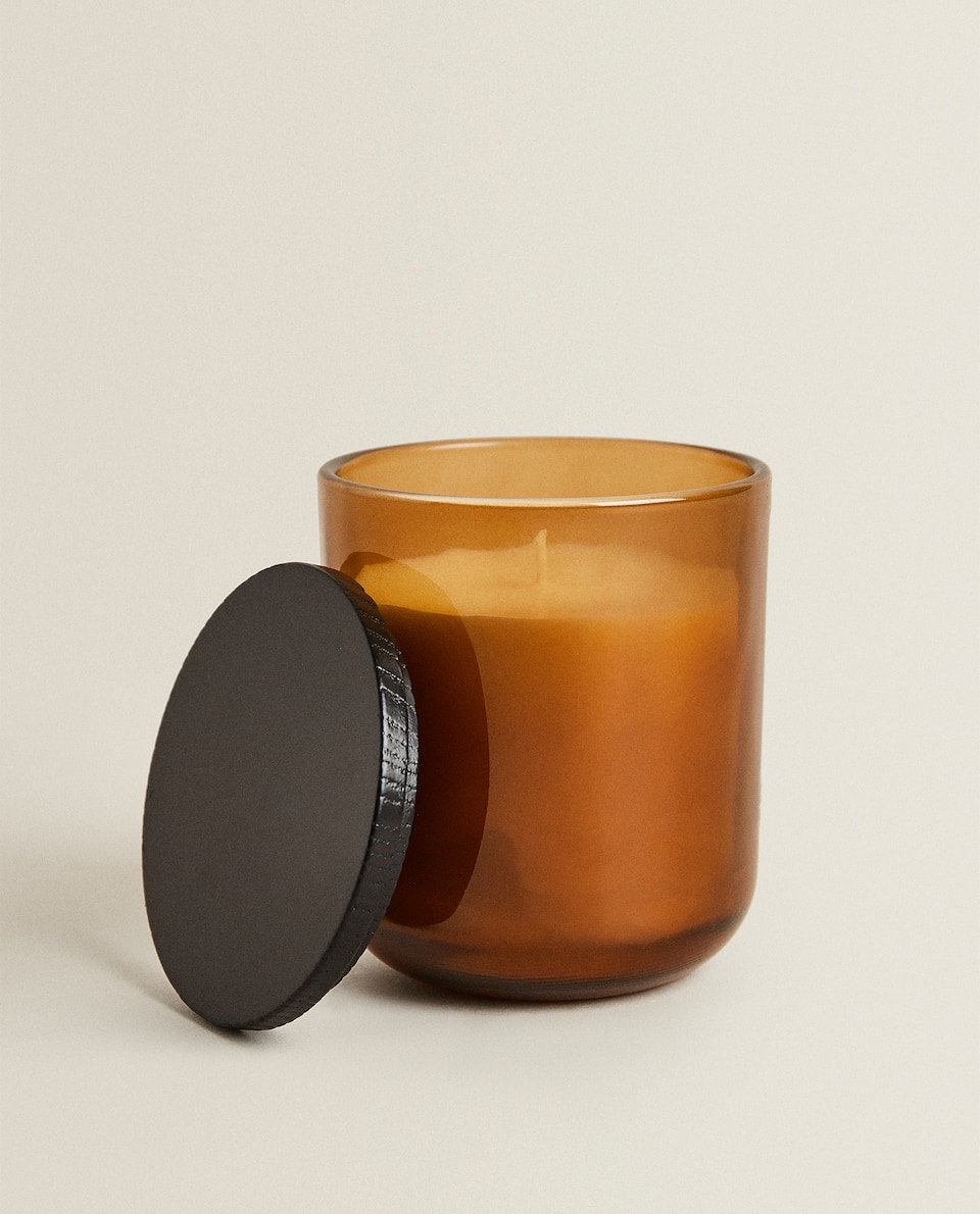 (200 G) PALO SANTO SCENTED CANDLE