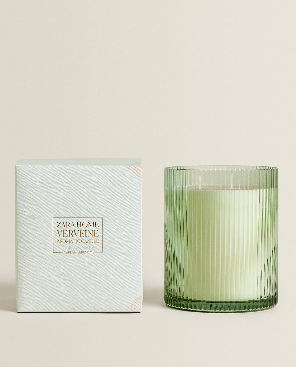 (1.1 KG) VERBENA SCENTED CANDLE