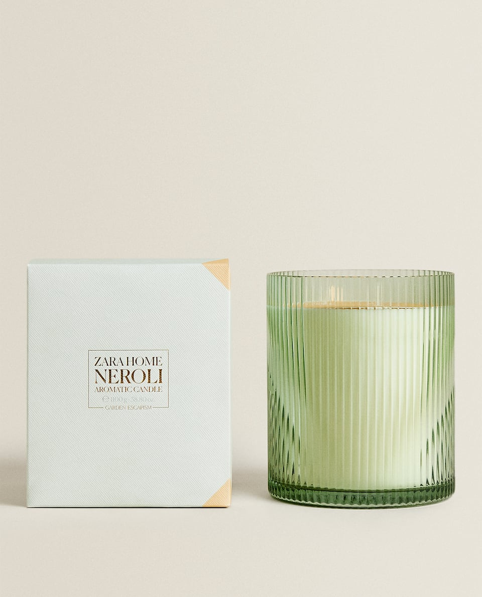 (1.1 KG) NEROLI SCENTED CANDLE